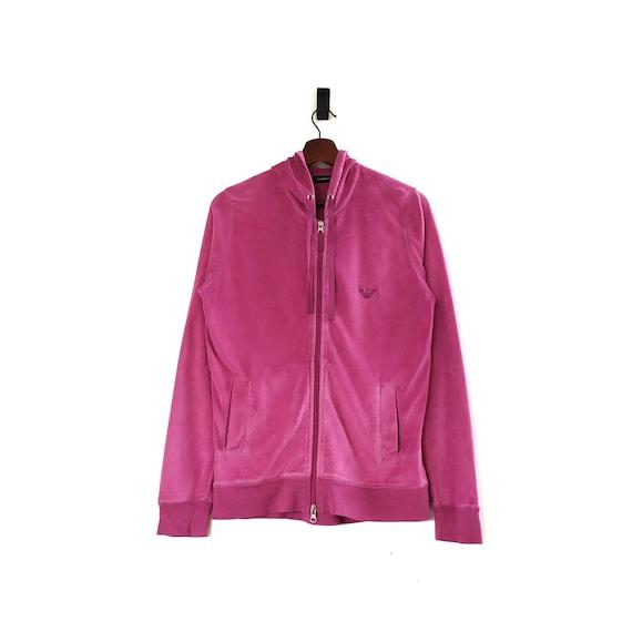 Emporio Armani Underwear Fullzip Hoodie Sweatshirt