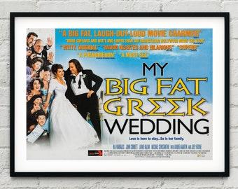 My Big Greek Wedding Etsy