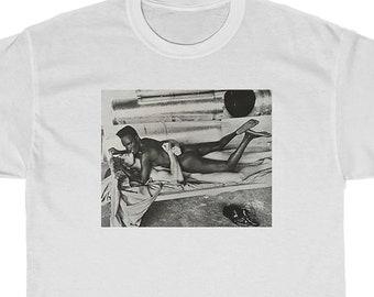 Grace Jones Dolph Lundgren T Shirt