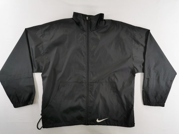 Nike Jacket Vintage 90s Nike Swoosh logo Windbreak