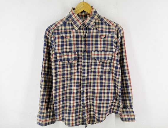 Rockmount Shirt Vintage Rockmount Ranch Wear Made