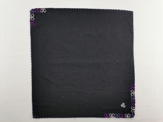 Anna Sui Cotton Handkerchief Multi-Color Vintage … - image 2
