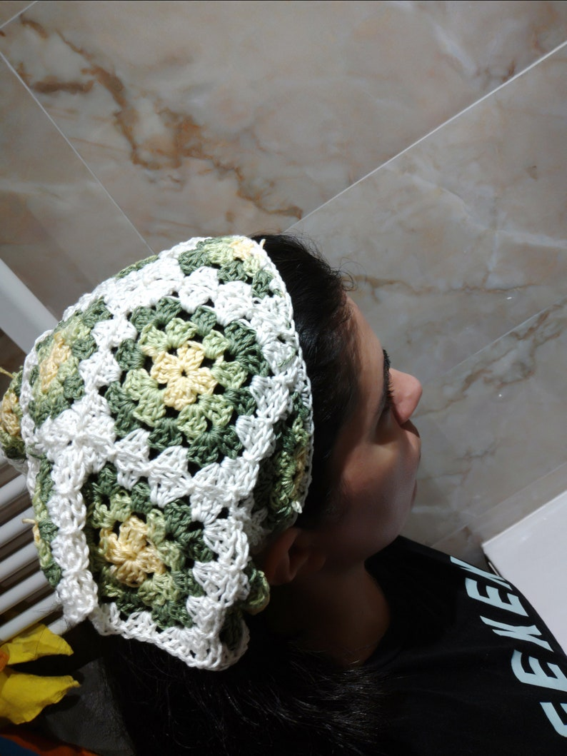 The summer vibes headscarf image 1