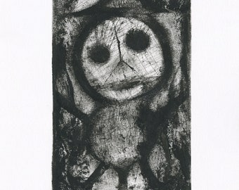 Boogeyman – Original one-off print