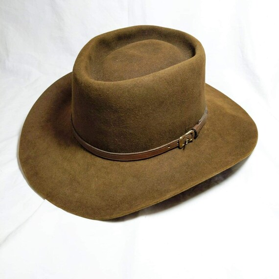 Vintage Resistol Felt Cowboy Hat