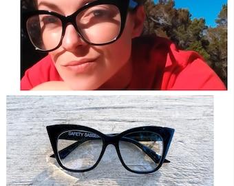 Safety Sasses® - Female Safety Glasses - Black