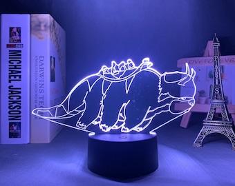 Appa Light Avatar The Last Airbender Lamp ATLA Appa LED Table Lamp Night Light Appa Night Light Anime Light Avatar Anime Gift Christmas gift