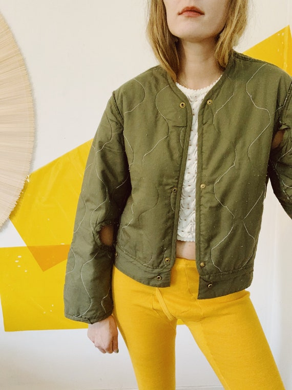 Army Jacket / Liner
