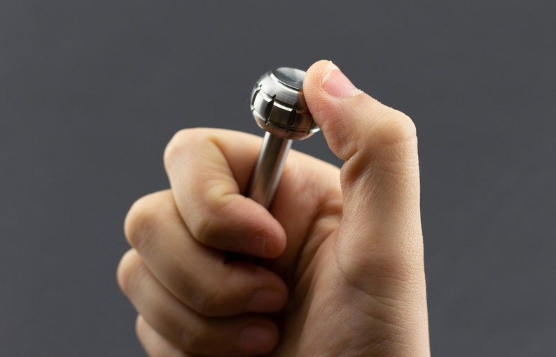Pocket tool Screwdriver with Spinning Head Titanium Screwdriver EDC Tool Fidget Toy