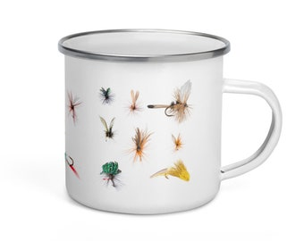 Fly Fishing Mug Etsy