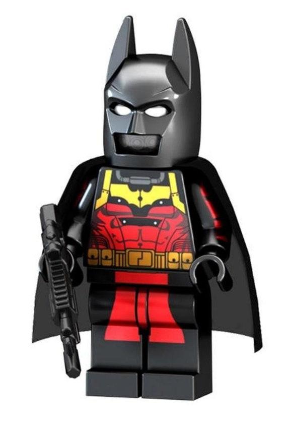 Batmen in the night 3pcs Minifigure Custom Set.