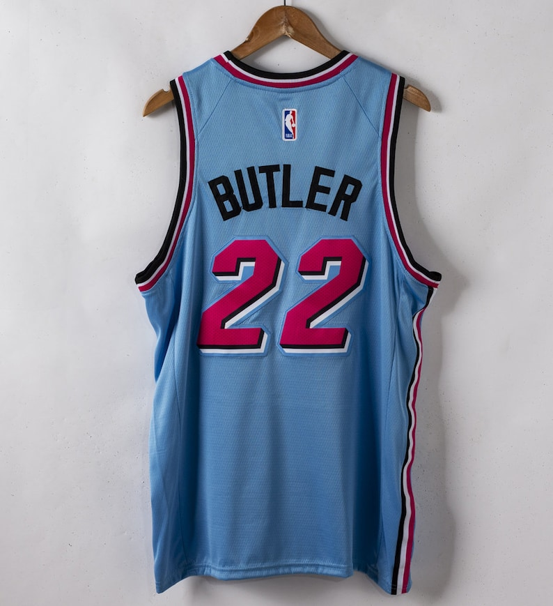 Men/'s Jersey Miami 22 Butler All Stitched