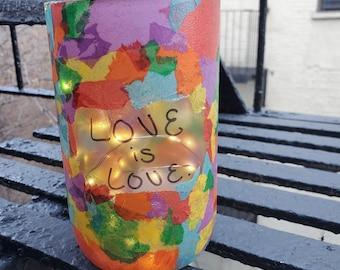Love is Love vase