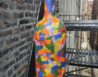 rainbow bottle, large