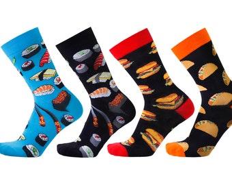 Gift Ideas cool socks funky socks,unique patterns Ethnic Style Wave Esigned novelty socks unisex socks colourful socks