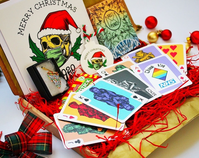 Christmas Letterbox Gift Box 2020 Alternative