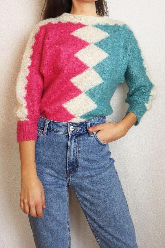 Vintage Wool Pullover