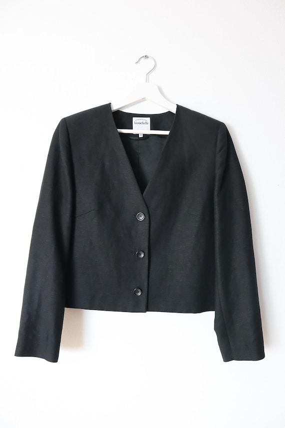 Elegant French Vintage Blazer