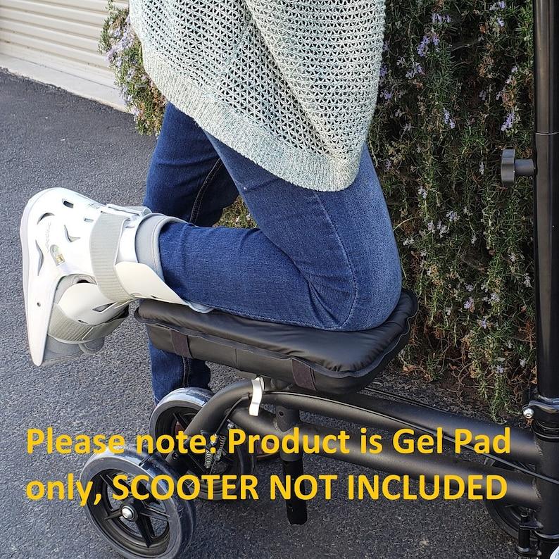 ULTRAGEL® Knee Walker/Scooter Gel Pad image 0