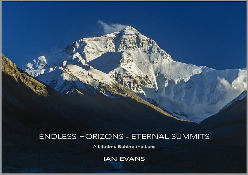 Mountain Photography Book  Endless Horizons Eternal Summits  image 0