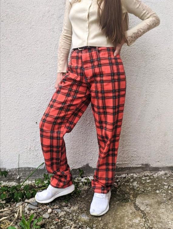 Wide Leg Jeans, 70s 80s Jeans Vintage Jeans, Plai… - image 5