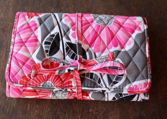 Jewelry Travel Bag CALYPSO Drawstring Pouch Travel Pouch Mini Size