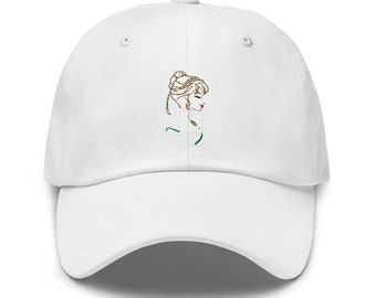 Queen of Arendelle (Autograph) - Embroidered Dad hat