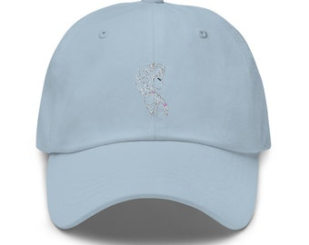 Ice Queen (Autograph) - Embroidered Dad hat