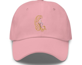 Lost Princess (Autograph) - Embroidered Dad hat