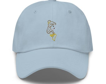 Beauty (Autograph) - Embroidered Dad hat