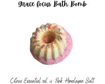 Grace- Focus Bath Bombs