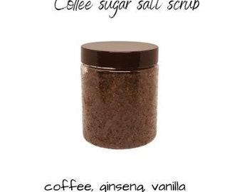 Reborn Energy Coffee Scrub
