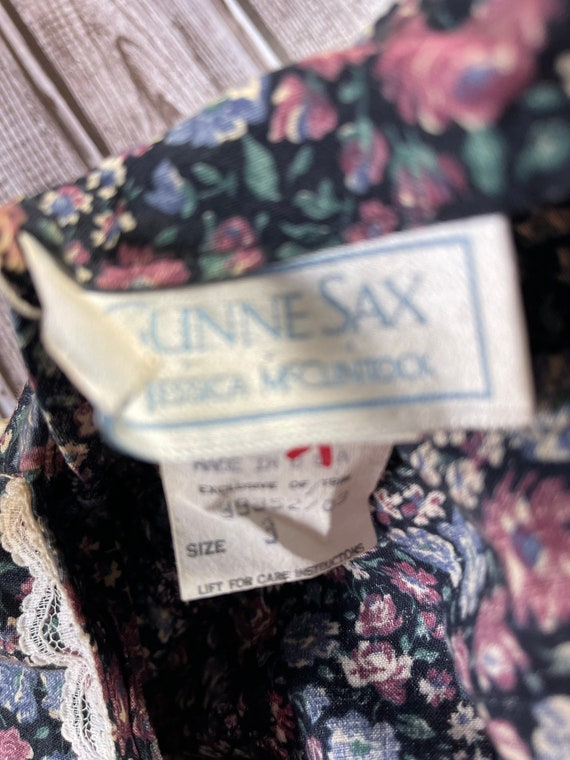 Jessica McClintock GUNNE SAX dress - image 3