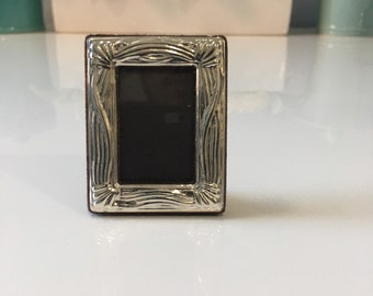 Antique Style TRADITIONAL Photo  Picture Frame 5 12 Sterling Silver