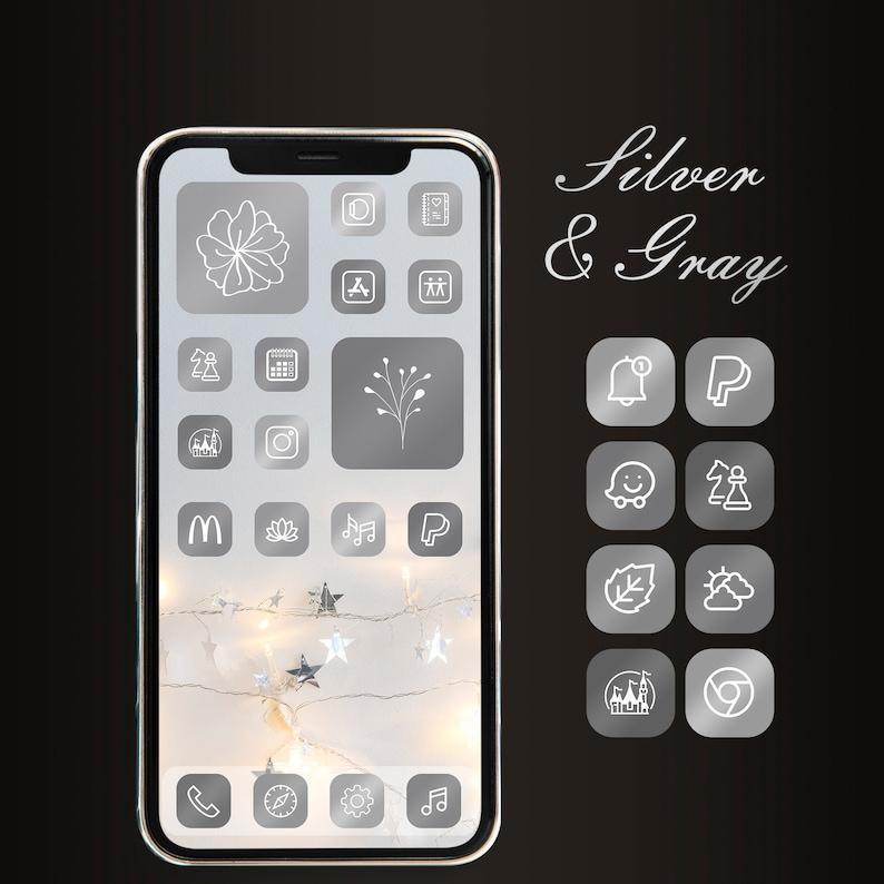 50 grautöne aus app