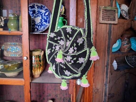 Beaded Vintage Bag