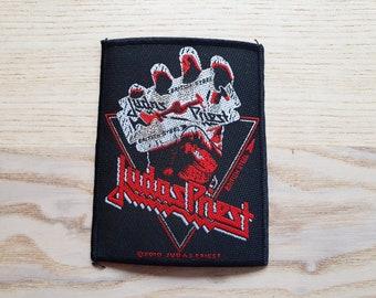 Judas Priest British Steel Patch 10 x 8cm