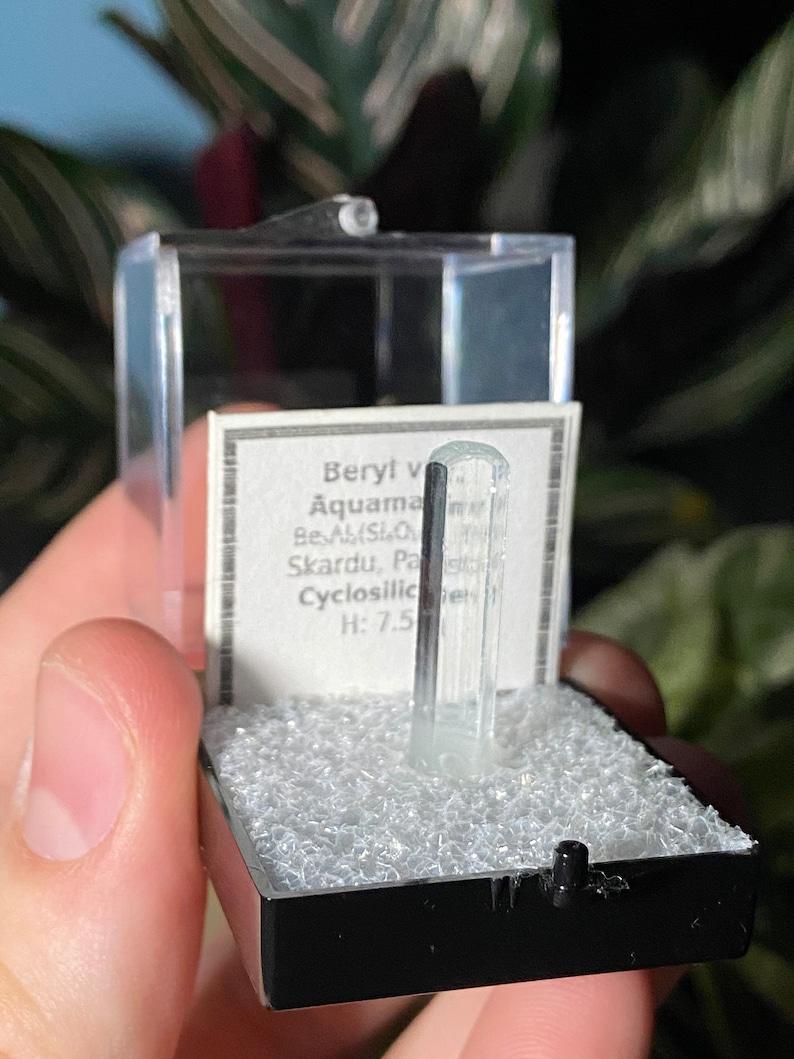 Aquamarine Beryl 7.45 ct