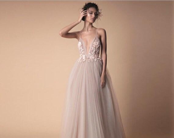 The Daring Enchantress Wedding Gown