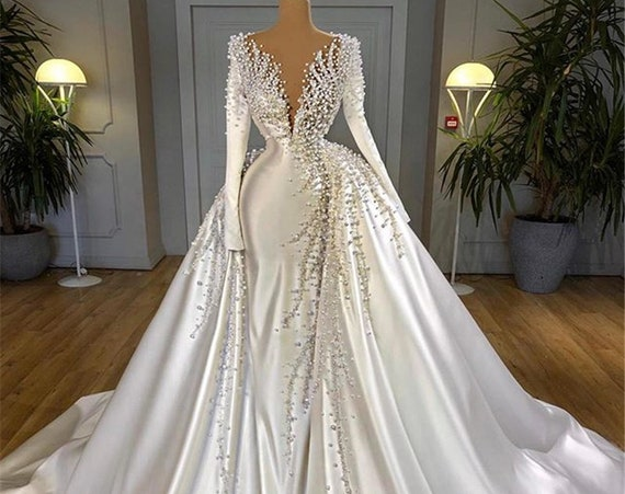 The Chloe Rose Bridal Gown