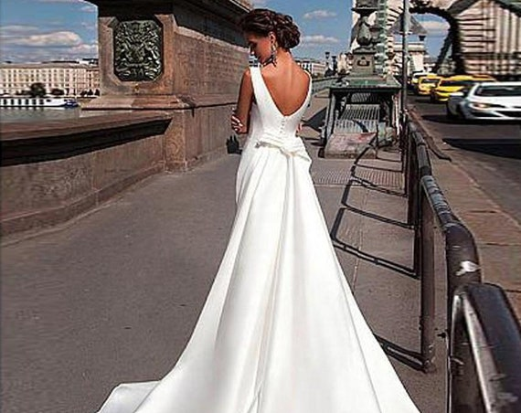 The Diana Rose Wedding Gown