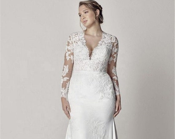 The Summer Rose Wedding Gown