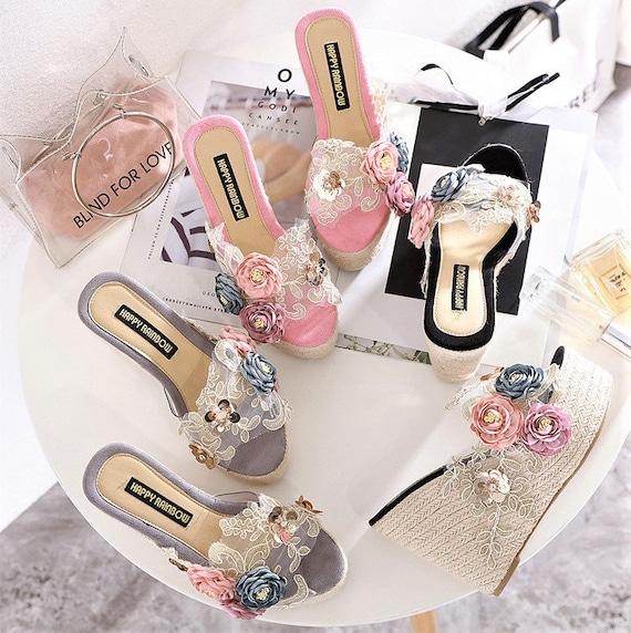 The Wedding Cake Platform Shoe