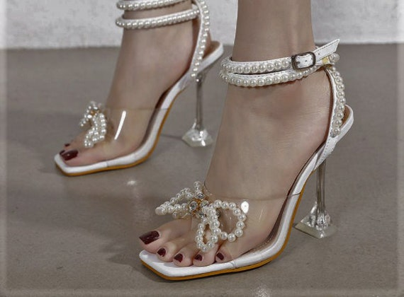 The Princess Pearl Slippers