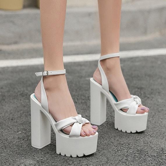 The Contemporary Platform Sandal