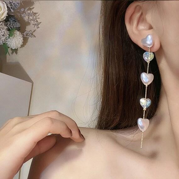 My Pearl Drop Earrings