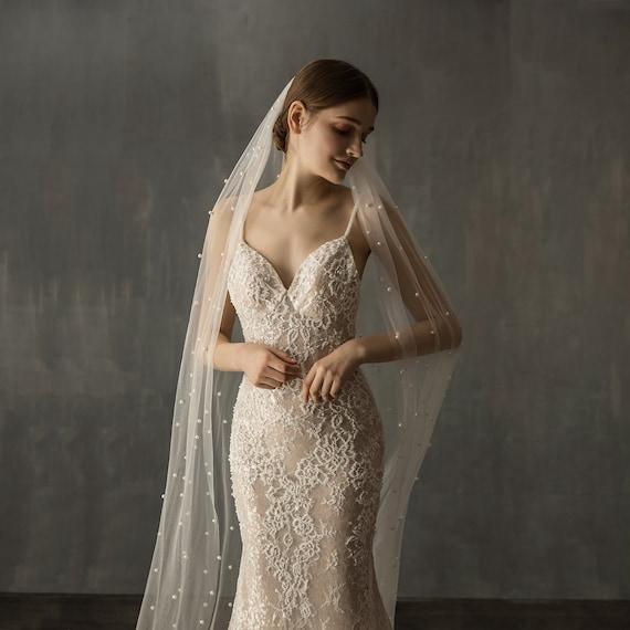 The Ayana Bridal Veil