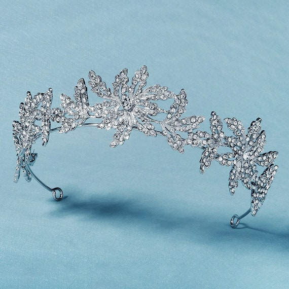 The Willowing Flowers Tiara