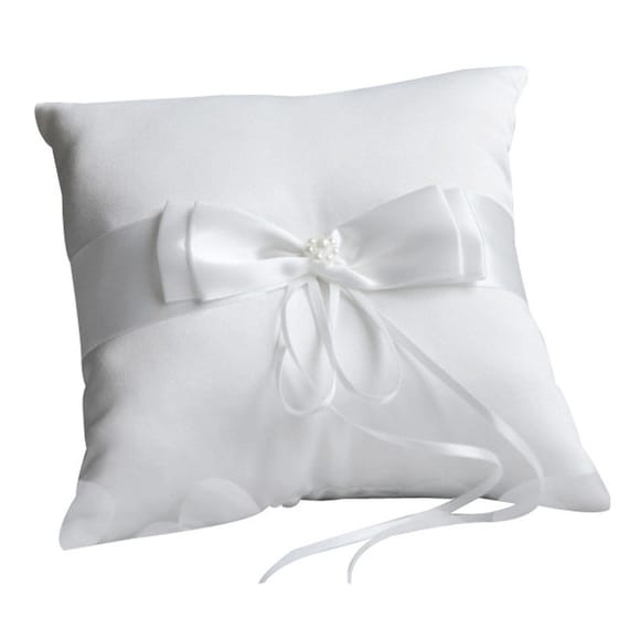 The Satin Ring Pillow