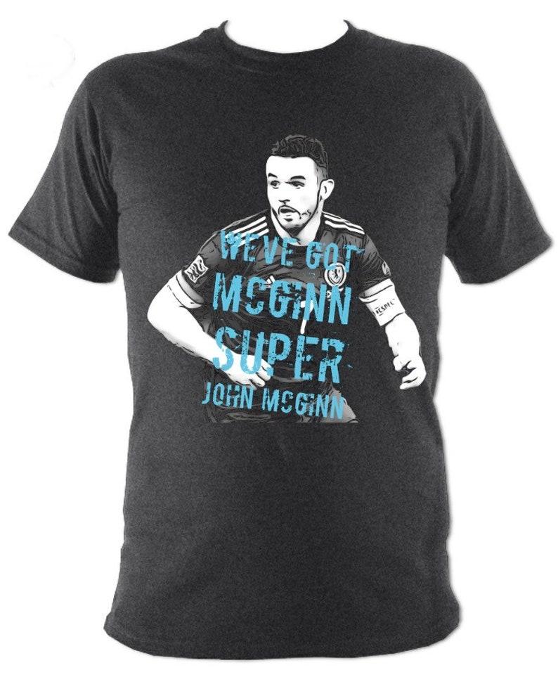 Super John McGinn!